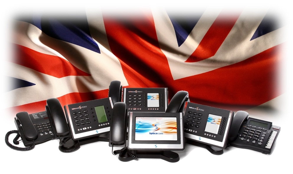iCS - Buy Local, Buy British with SpliceCom