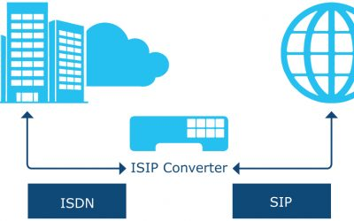 ISIP – ISDN to SIP Converters for Legacy PBXs